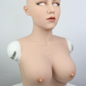 Breasts with Mask