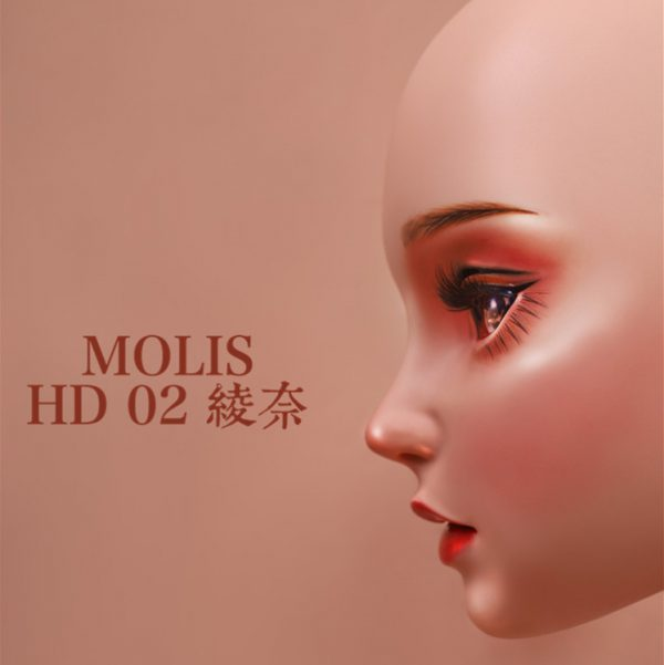 "HiDolls BJD Female Mask ""綾奈"" HD02"