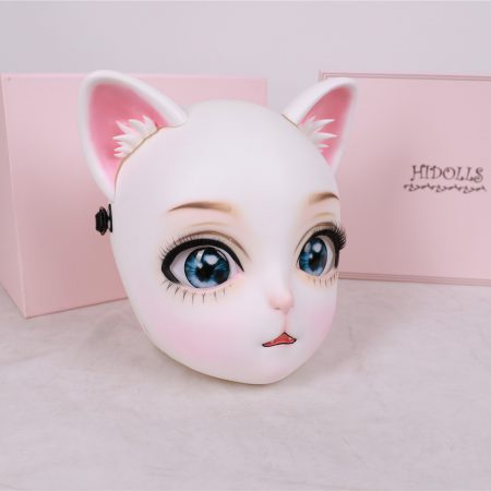 lilith the cat doll mask